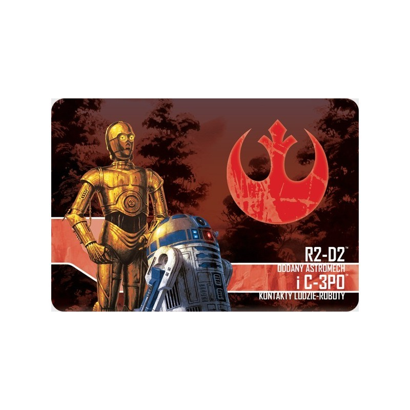 Imperium Atakuje - R2-D2 i C3PO