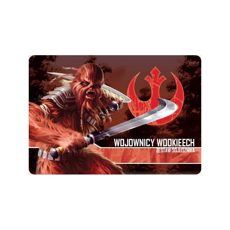 Imperium Atakuje - Wojownicy Wookiech