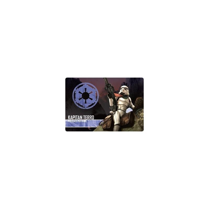 Imperium Atakuje - Kapitan Terro