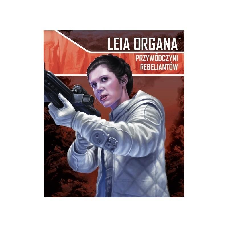 Imperium Atakuje - Leia Organa