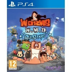Worms W.M.D PL PS4