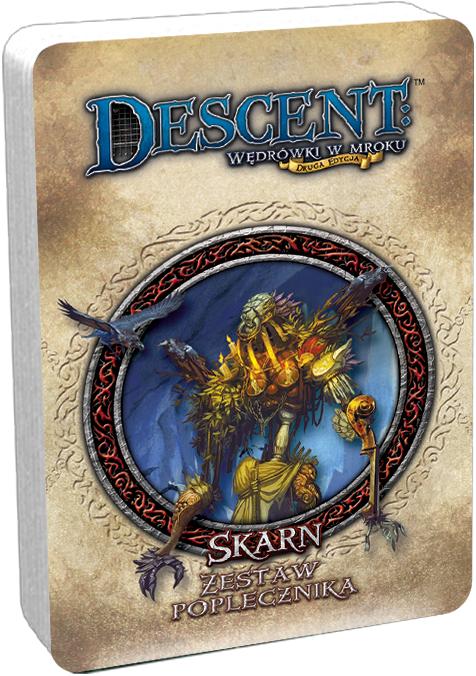 Descent - Skarn - Zestaw Poplecznika
