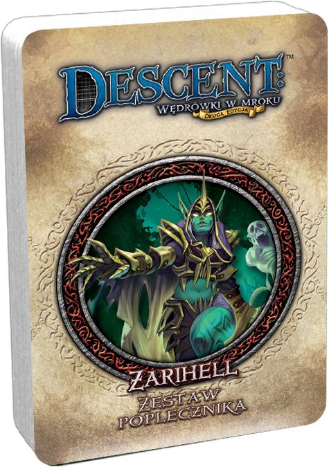 Descent - Zarihell - Zestaw Poplecznika