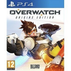 Overwatch PL PS4