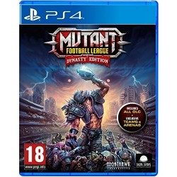 Mutant Football League PS4...