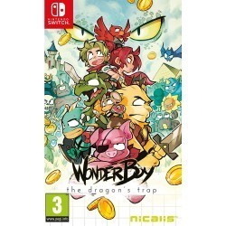 Wonder Boy: The Dragon's...